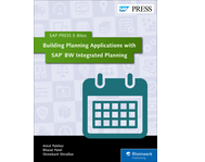 Cover of Building Planning Applications with SAP BW Integrated Planning
