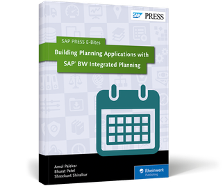 Cover von Building Planning Applications with SAP BW Integrated Planning