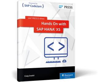Cover of Hands On with SAP HANA XS