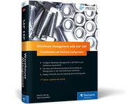 Cover of Warehouse Management with SAP ERP: Functionality and Technical Configuration