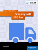 Cover of Shipping with SAP TM