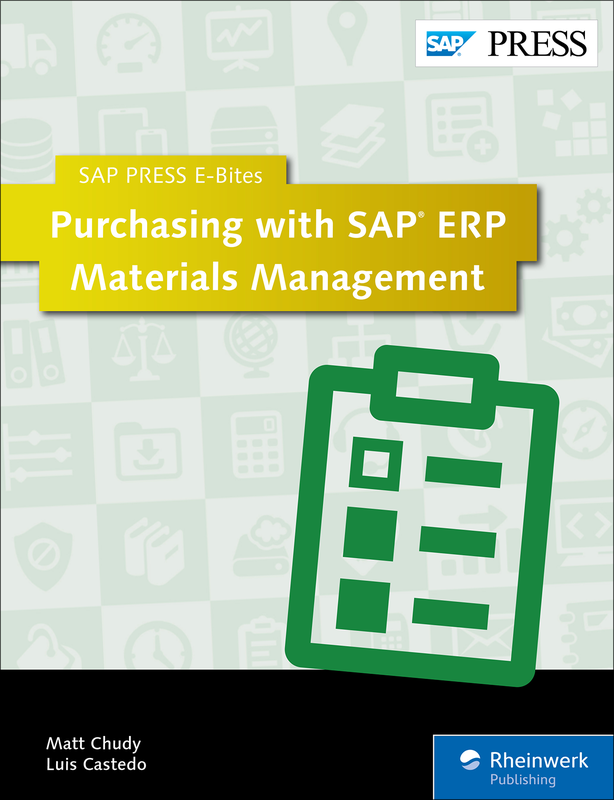 Purchasing with SAP ERP Materials Management