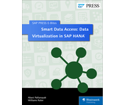 Cover of Smart Data Access: Data Virtualization in SAP HANA