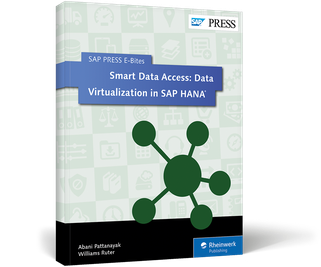 Cover of Smart Data Access: Data Virtualization in SAP HANA