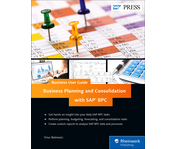 Cover of Business Planning and Consolidation with SAP: Business User Guide