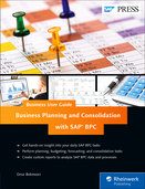 Cover of Business Planning and Consolidation with SAP BPC: Business User Guide