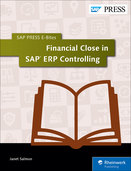 Cover of Financial Close in SAP ERP Controlling