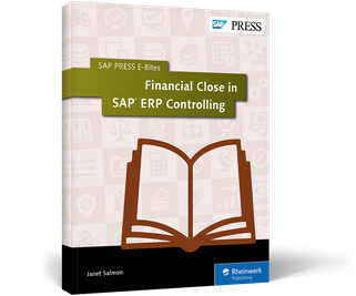 Cover von Financial Close in SAP ERP Controlling
