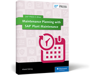 Cover von Maintenance Planning with SAP Plant Maintenance