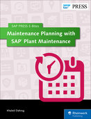 Cover of Maintenance Planning with SAP Plant Maintenance
