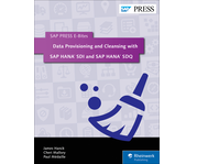 Cover von Data Provisioning and Cleansing with SAP HANA SDI and SAP HANA SDQ