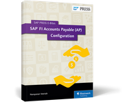 Cover of SAP FI Accounts Payable (AP) Configuration