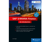Cover of SAP S/4HANA Finance