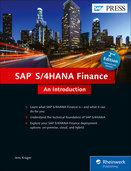 Cover of SAP S/4HANA Finance