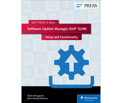 Cover of Software Update Manager (SAP SUM): Setup and Functionality
