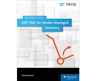 Cover von SAP SNC for Vendor-Managed Inventory