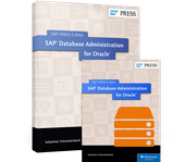 Cover von SAP Database Administration for Oracle