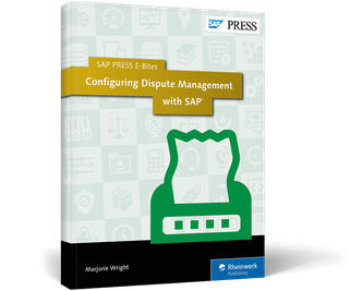 Cover von Configuring Dispute Management with SAP