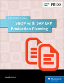 Cover of S&OP with SAP ERP Production Planning