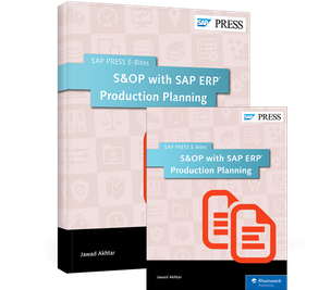 Cover von S&OP with SAP ERP Production Planning