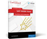 Cover of SAP HANA Vora: Functions and Integration