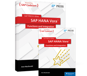 Cover von SAP HANA Vora: Functions and Integration