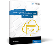 Cover von Introducing SAP BusinessObjects Cloud: BI and Planning