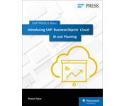 Cover of Introducing SAP BusinessObjects Cloud: BI and Planning