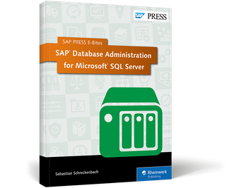Cover of SAP Database Administration for Microsoft SQL Server