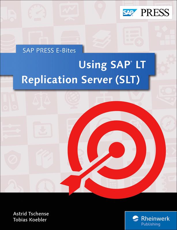 Using SAP LT Replication Server (SLT)