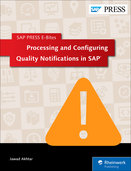 Cover von Processing and Configuring Quality Notifications in SAP