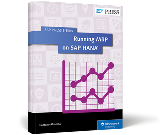 Cover von Running MRP on SAP HANA