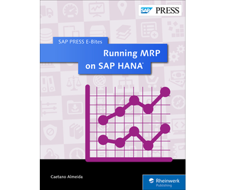 Cover of Running MRP on SAP HANA