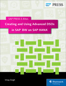 Cover von Creating and Using Advanced DSOs in SAP BW on SAP HANA