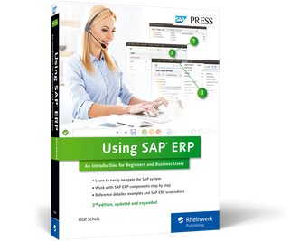 Cover of Using SAP