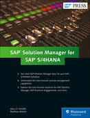 Cover von SAP Solution Manager for SAP S/4HANA