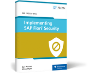 Cover of Implementing SAP Fiori Security