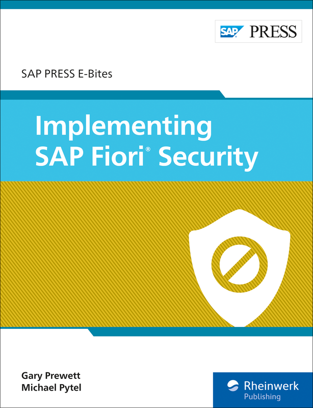 Implementing SAP Fiori Security