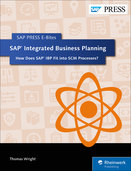 Cover von SAP Integrated Business Planning: How Does SAP IBP Fit into SCM Processes?