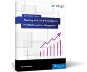 Cover of Modeling with SAP BusinessObjects Profitability and Cost Management