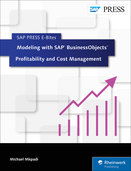 Cover von Modeling with SAP BusinessObjects Profitability and Cost Management