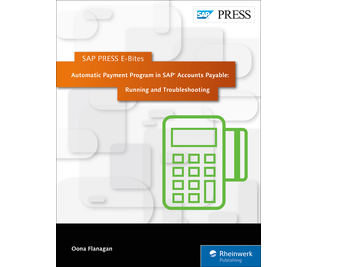 Cover von Automatic Payment Program in SAP Accounts Payable: Running and Troubleshooting
