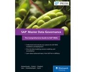Cover von SAP Master Data Governance