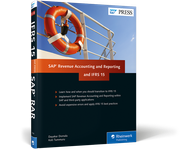 Cover of IFRS 15 and SAP Revenue Accounting and Reporting