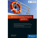 Cover von SAP Revenue Accounting and Reporting and IFRS 15