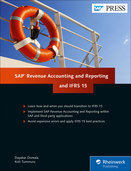 Cover of SAP Revenue Accounting and Reporting and IFRS 15
