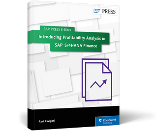 Cover von Introducing Profitability Analysis in SAP S/4HANA Finance