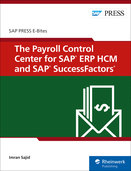 Cover von The Payroll Control Center for SAP ERP HCM and SAP SuccessFactors