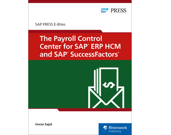 Cover of The Payroll Control Center for SAP ERP HCM and SAP SuccessFactors