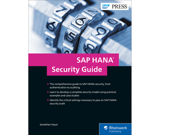 sap hana security guide book and e book by sap press rh sap press com SAP HR Logo SAP HR Clip Art